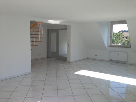 Sonnige 3,5-Zi-Maisonette-Wohnung
