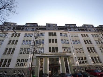 DG-Maisonette-Wohnung im Isarstadtpalais - Dachterrasse und Balkon -