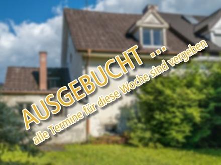 PROVISIONSFREI*-Total marode, sanierungsbedürftige, kleine DHH in Eichenau - 500 m zur S-Bahn