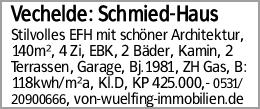 Vechelde: Schmied-Haus