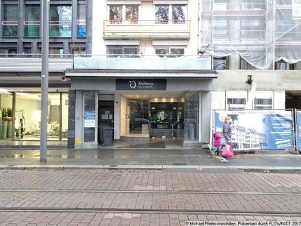 Attraktive Einzelhandels- Ausstellungsflächen in prominenter Mainzer Lage zu vermieten.