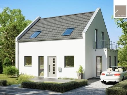 Moderner Zeitgesit trifft klassische Hausform! (KfW-Effizienzhaus 55)