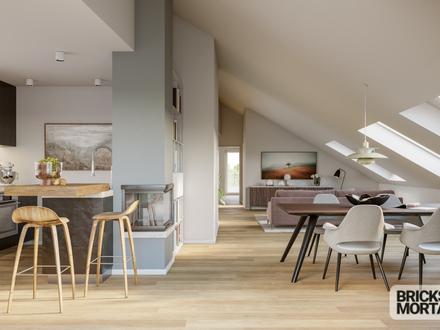 ! Neuer Grundriss ! Penthousewohnung mit 154 m² und 2 Dachterrassen - KFW 55 Standard