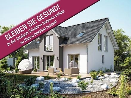 Massives Eigenheim - für Ihre Zukunft (inkl. Grundstück & Nebenkosten & KfW 55)