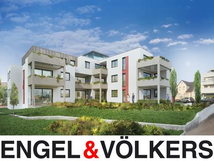 Urbanes Leben in Eislingen - 3,5 Zi. Neubau ETW m. Terrasse