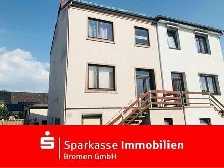 Charmantes und großzügiges Reihenmittelhaus im beliebten Pusdorf