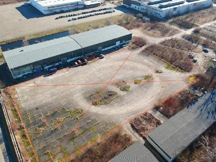 Rund 4.000 m² Freifläche im Südosten von Dresden zur MIETE