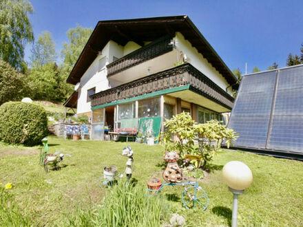 Entspannung über Wolfsberg - herrliche Aussicht ins Lavanttal - Neue Verkaufsvariante im Angebot