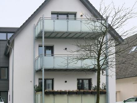 Topp sanierte Dachgeschosswohnung mit Balkon!