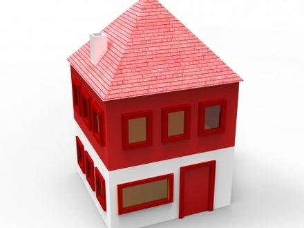 Zuschlagen: Zweifamilienhaus mit 1.420 qm Grund in ruhiger Wohnlage