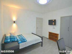 Modern möbliertes, exklusives Zimmer mit WLAN in Nürnberg, Reichelsdorf