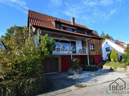Gemütliches Einfamilienhaus mit ELW und gepflegtem Garten in Gaildorf-Unterrot