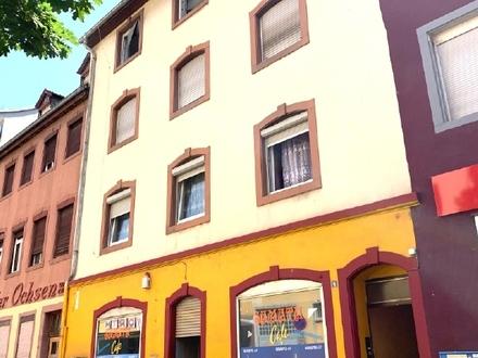 Citylage in Mannheim