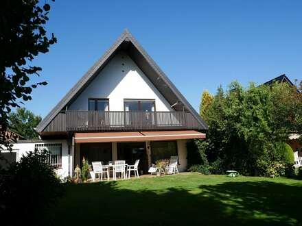 Tolles Haus mit modernem Grundriss