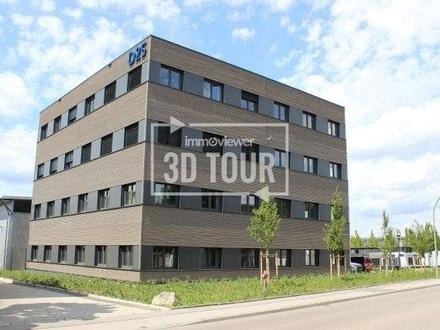 Energieeffizientes KfW 55 Neubau-Bürogebäude -1. OG- teilvermietet - noch 120 m² frei