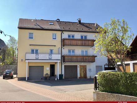 Helle Doppelhaushälfte mit 2 Wohnungen in ruhiger Zentrumslage!