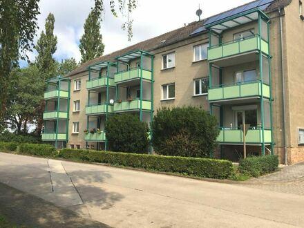 +++ 4 Raumwohnung mit großem Balkon +++