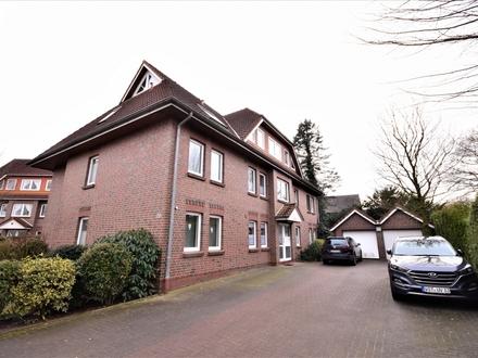 Tolle Dachgeschosswohnung mit Studio in Kliniknähe - jetzt zugreifen!