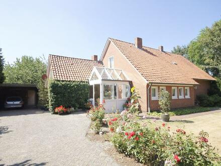 Einfamilienhaus in Geeste/Hesepermoor mit großem Grundstück und innerem Potenzial