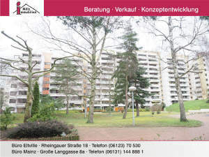 Großzügige Eigentumswohnung mit Aufzug und 2 Balkonen