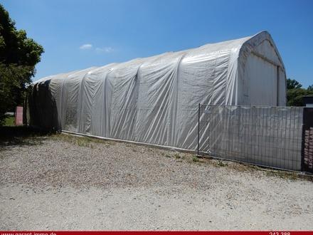 Lager- und Industriezelt zu verkaufen