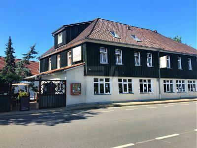 GASTSTÄTTE, BIERGARTEN & HOTELZIMMER