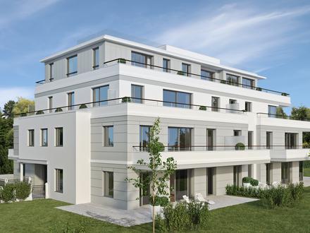 Die Salzburger Innenstadt in Fußweite: Terrassentraum in der Riedenburg