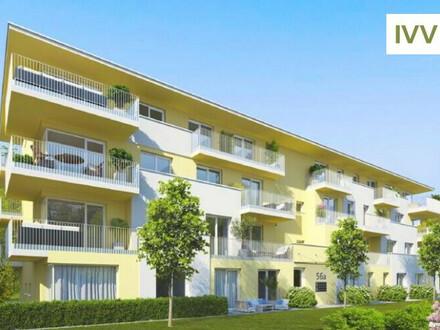 ERSTBEZUG: Provisionsfrei für den Mieter / geförderte Mietwohnungen in Eggenberg - Eckertstraße 56a