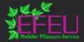 EFEU Mobiler Pflanzen-Service