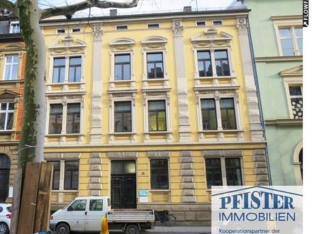 Vermietetes Mehrfamilienhaus mit Gewerbeeinheit (249 m² Wfl. + 135 m² Nfl.) im Herzen Bambergs