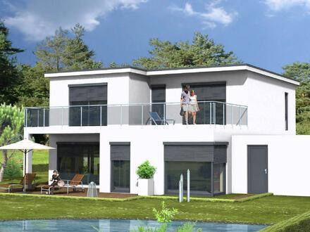 Moderner Bauhausstil in bevorzugter Wohnlage!