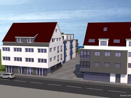 Moderne 2-Zimmerwohnung über den Dächern von Crailsheim