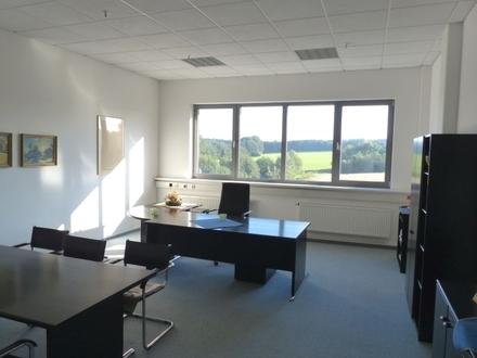 Lager & Produktionsflächen mit modernen Büros!