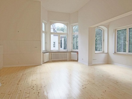 2-Zimmer-Altbau-Wohnung Schwachhausen-Barkhof
