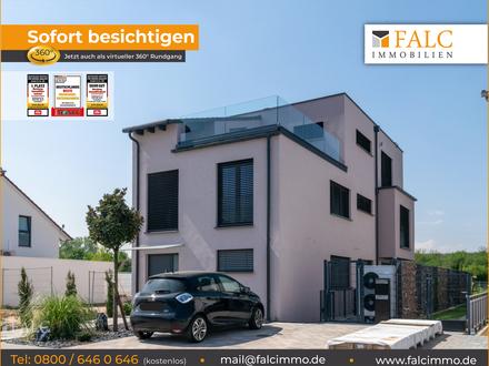 Exclusive Doppelhaushälfte in Viernheim