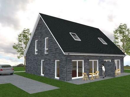 Warsingsfehn - Neubau-Doppelhaushälte (Haus 2) - Fertigstellung Sommer 2020