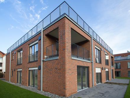 Komfortables Wohnen im Neubau, mit Terrasse - wunderschön!