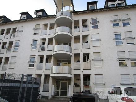 Hübsches 1 Zimmerappartement mit Balkon und Stellplatz in Speyer