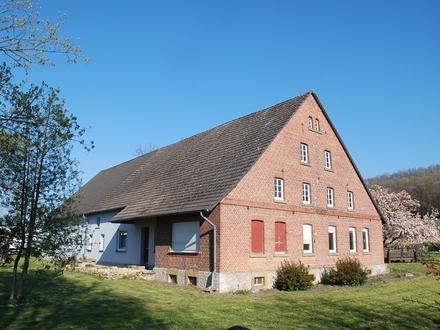 """"""" Packen Sie es an! """" Bauernhaus mit Nebengebäude"""