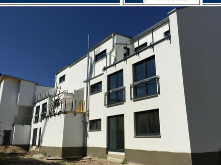 3-Zimmer Neubau mit Garten in Burglengenfeld!