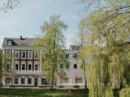 Wohnen auf Zeit: Möbliertes 1-Zimmer-Apartment direkt am Rendsburger Stadtsee