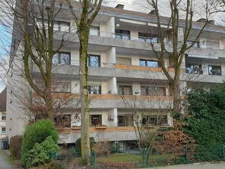 Helle 3 1/2 Raum Eigentumswohnung mit Sonnenbalkon