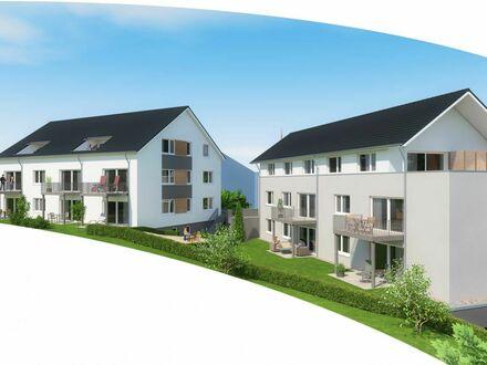 4 Zimmer - 110 qm Wohnfläche -Balkon - NEUBAU