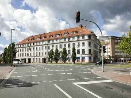 5751 - Behindertengerechte 1-Zimmer-Obergeschosswohnung gegenüber des Hauptbahnhofs