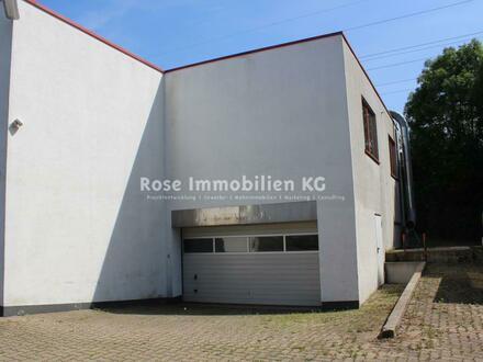 ROSE IMMOBILIEN KG: Produktion,- Lager + Wohnhaus in Porta Westfalica!