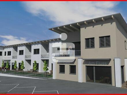 Neubau-Wohnungen in Sinzing