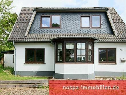 Vermietetes Einfamilienhaus in ländlicher Lage zwischen den Zentralorten Böklund und Süderbrarup