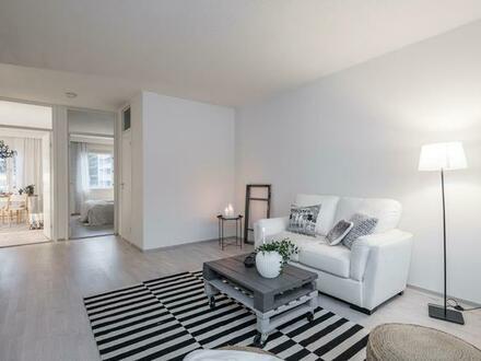 Warmes Zuhause mit geräumigen Zimmer