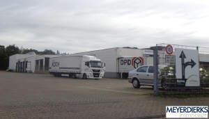 Vermietung von sehr gepflegten Logistikflächen