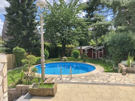 Top ausgestattete EG-Wohnung mit großem Garten in ruhiger, zentrumnaher Wohnlage!